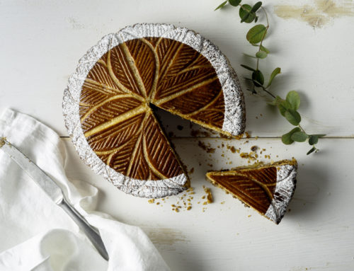 Galette sucre glace